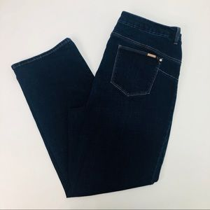 Chico's The So Lifting Jeans Size 3 Short